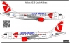Airbus A319 Czech Airlines decal 1\144