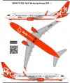 Boeing 737 Sky Up decal 1\144